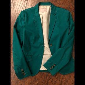 Banana Republic Green blazer